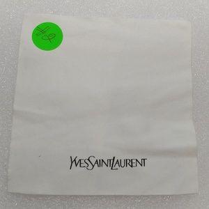 Yves Saint Laurent Microfiber Wipe #2
